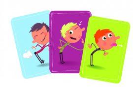 Djeco Kártyajáték - Klappoló - Tip Top Clap
