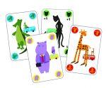 Djeco Kártyajáték - Gorilla - Gorilla