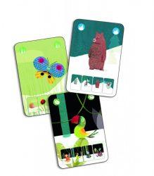 Djeco Kártyajáték - Egy kis természtrajz - Mini Nature
