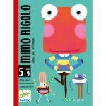 Dejco Kártyajáték - Grimaszoló - Mimo Rigolo