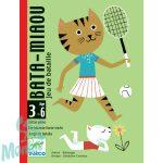 Djeco Kártyajáték - Macskacsata - Bata-Miaou