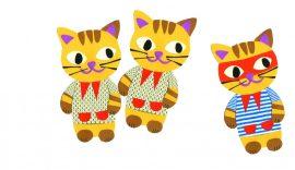 Djeco Kártyajáték - Macskaikrek - Misticat