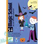 Djeco Kártyajáték - Varázsló iskola - Magic school