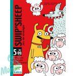 Djeco Swip'Sheep - Stratégiai  kártyajáték
