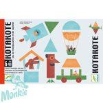 Djeco Kotakote - Stratégiai kártyajáték