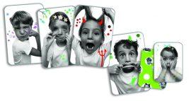 Djeco Kártyajáték  - Most grimaszolj! - Grimaces