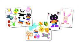 Djeco Kártyajáték - Memória - Minimatch