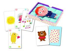 Djeco Kártyajáték - Lefekvés előtt -  Bisous Dodo