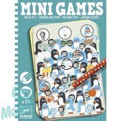 Djeco Mini játékok - Te meg hol vagy? - Where are you?