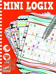 Djeco Mini logika - Sudoku - Sudoku