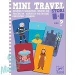 Djeco Mini utazó játék - Történetszövés-memória - Stori