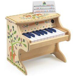Djeco Játékhangszer - Zongora - Electronic Piano