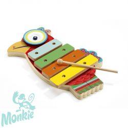 Djeco Játékhangszer - Cintányér és xilofon - Cymbal and xylophone