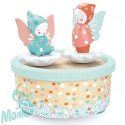 Djeco Mozgó figurás zenedoboz - Fairy Melody