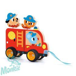 Djeco Húzható játék - Terreno truck
