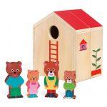 Djeco  Minihouse - kinyitható faház