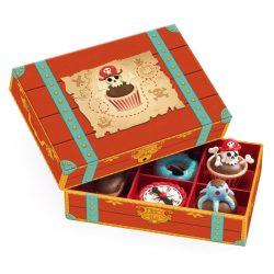 Djeco Kalózok süteményei - Pirates' cakes