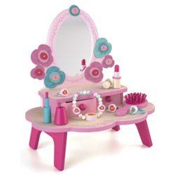 Djeco Flóra pipere asztala - Flora dressing table