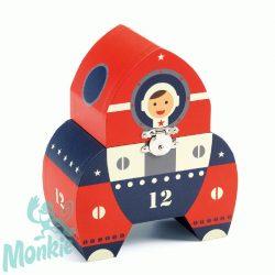 Djeco Zenélő ékszerdoboz - Űrhajós - Polo12