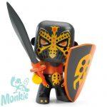 Djeco Arty Toys Knights - Tüske lovag figura,6732