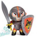 Djeco Arty Toys Knights - Farkas lovag figura,6735