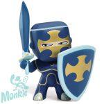 Djco Arty Toys Knights - Sötétkék lovag 6746