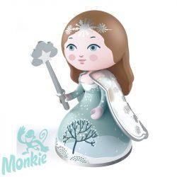 Djeco Arty Toys Princesses - Larna, Hercegnő ,6776