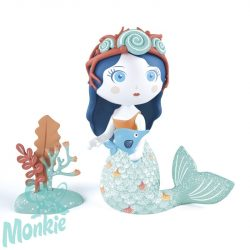 Djeco Arty Toys Princesses - Aby & Blue *Hercegnő,6778