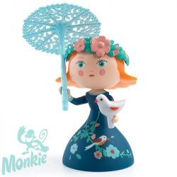 Djeco Arty Toys Princesses - Mélodia,Hercegnő,6779