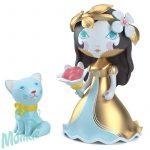 Djeco Arty Toys Princesses - Eva & Ze cica hercegnő 6783