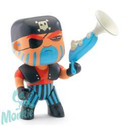 Djeco Arty Toys - Jack kalóz puskával