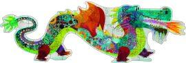 Djeco Óriás puzzle - Leon a sárkány  - Leon the dragon