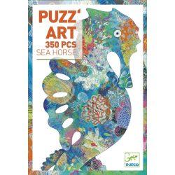 Djeco Művész puzzle - Tengericsikó, 350 db-os - See Horse