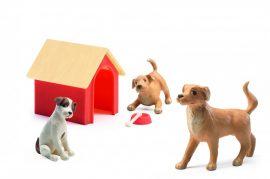 Djeco Babaház - A kutyák