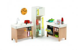 Djeco - A konyha - The kitchen