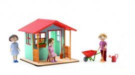 Djeco - A kerti ház - Garden playhouse