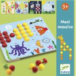 Djeco Pötyi mozaik - Maxi-mozaik - Mosaico maxi