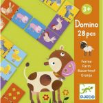 Djeco Domino - Tanya - Farm