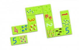 Djeco Domino - 1,2,3 Játék a számokkal