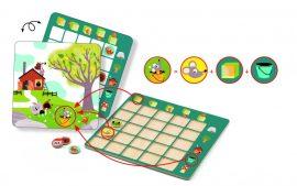 Djeco Fejlesztő játék - Viszonyító - Eduludo Topologix