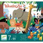 Djeco Társasjáték - Csodállatkert - WonderZoo