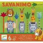 Djeco Társasjáték - Vadászat - Savanimo