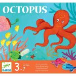 Djeco Társasjáték - Polip - Octopus