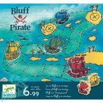 Djeco Bluff Pirate - Társasjáték - Blöffölős társasjáték