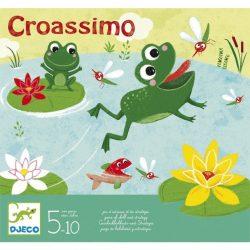 Djeco Társasjáték - Brek-brek - Croassimo