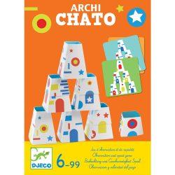 Djeco Társasjáték - Tükörépítő - Archichato