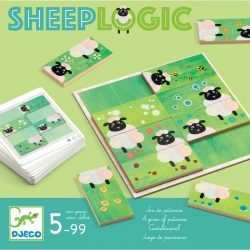Djeco Képkirakó játék - Birka-logika - Sheep logics