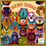 Djeco Memo Dingo - Memória társasjáték