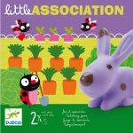 Djeco Társasjáték - Egy kis asszociáció - Little association