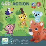 Djeco Társasjáték - Egy kis cselekvés - Little action
